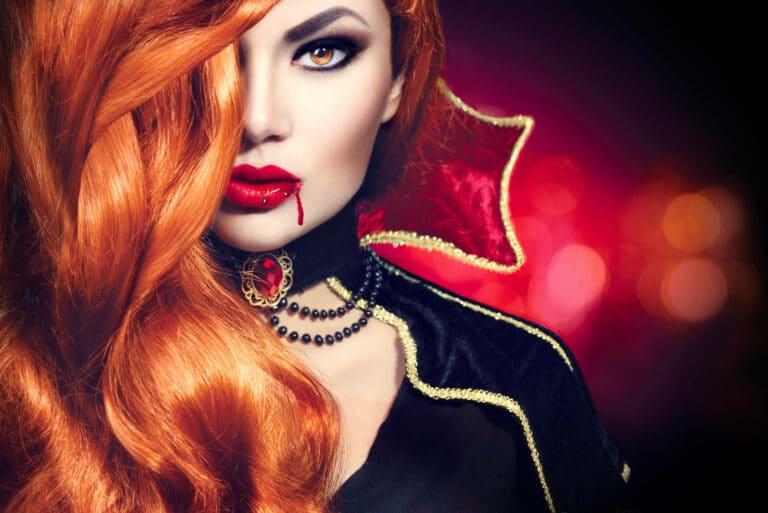 Halloween Vampir