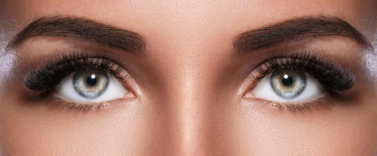 Nahaufnahme Augen